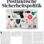 Postfaktische Sicherheitspolitik (35)